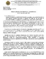 1067-2019 B apartamant 2 camere in loc. Hunedoara, str. Viorele