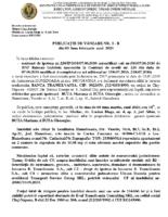 1067-2019 B buta Hunedoara, str. Viorele