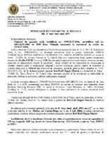 1270-2013 terenuri arabile ( 755 mp si 1285 mp) Petresti
