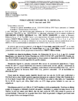 250-2019 apartament 2 camere Orastie, str. Pricazului