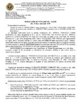 453-2012 terenuri intravilan ( 776 mp, 178 mp) Alba Iulia DJ 107A