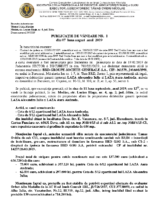 54-2019 cota din imobil Deva, str. E Vacarescu