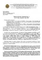 697-2014 , 698-2014 teren si contructi fost CAP Bazan, jud Sibiu